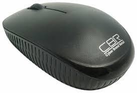 Беспроводная <b>мышь CBR CM</b> 414 Black USB — купить по ...