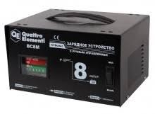 Зарядное <b>устройство Quattro Elementi BC</b> 8M купить в Перми, цена