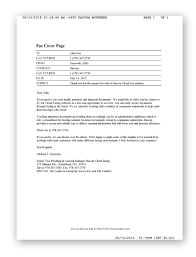 email to fax for business fax from your computer biscom a fax cover page resulting from an email sent to john doe 978