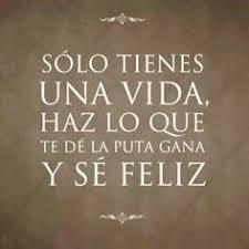 Spanish Quotes on Pinterest | Frases, Ser Feliz and Te Quiero