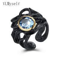 Discount Ring <b>Blue Sapphire</b> Oval