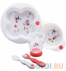 "Набор <b>посуды Bebe Confort</b> ""Sport"" (тарелка, <b>миска</b>, стаканчик ..."