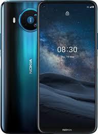 Мобильный <b>телефон Nokia 8.3</b> 5G 8/128GB (полярная ночь)