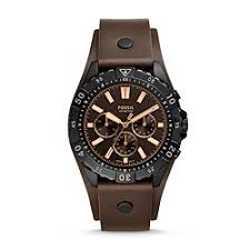<b>Men's Leather</b> Watches: Shop <b>Leather</b> Straps & Watches for <b>Men</b> ...