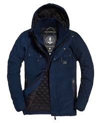 <b>Superdry</b> Vessel Jacket Navy | Одежда | Jackets, <b>Superdry</b> mens и ...