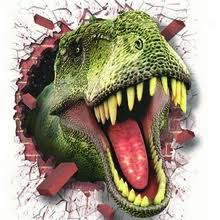 Buy <b>3d dinosaur</b> wall <b>sticker</b> and get free shipping on AliExpress