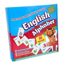 "<b>Пазлы</b> ""<b>English alphabet</b>""(eng.) (539) - <b>Стратег</b>"