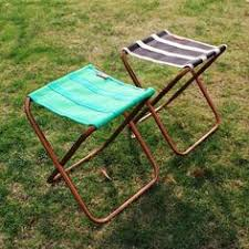 Fishing Chair Foldable Outdoor Stool Beach Bench Ultra Light ...