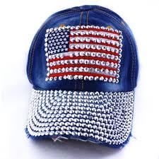 <b>Baseball Hat</b> – <b>USA Flag</b>