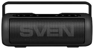 <b>Портативная</b> акустика <b>SVEN</b> PS-250BL — купить по выгодной ...