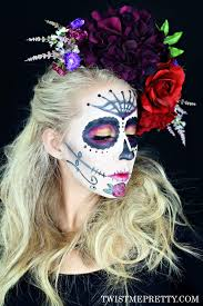 a few weeks ago on insram i asked what makeup tutorials you 39 d like to see me create the most requested tutorial was the sugar skull