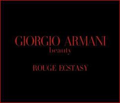 <b>Rouge Ecstasy</b> Express Moisture Rich Lipcolor - <b>Giorgio Armani</b> ...