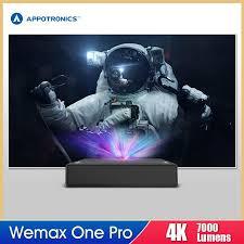 <b>Wemax One Pro FMWS02C</b> 4K Projector 7000 Lumens 150inch ...