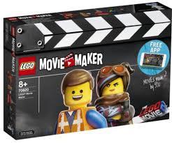 Купить <b>конструктор Lego</b> Movie: <b>Набор кинорежиссера</b> (70820 ...