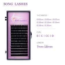 <b>SONG LASHES</b> wholesale price <b>False eyelash</b> extensions for salon ...