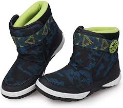 Boys Snow Boots Boys Winter Boots for Kids ... - Amazon.com