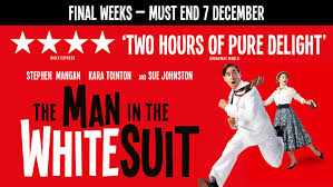 full cast and creative team announced for the man in the <b>white suit</b>