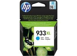 <b>HP 933XL</b> High Yield Cyan Original Ink Cartridge - HP Store UK