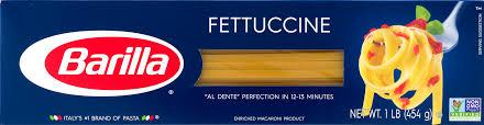 barilla pasta fettuccine lb com