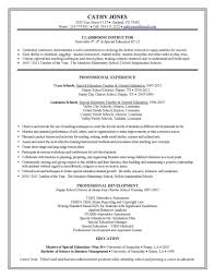 examples of resumes for teachers resume builder examples of resumes for teachers elementary school teacher resume template monster sample teacher resumes special education