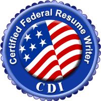 Certified Federal Resume Writer logo
