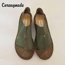 Online Shop HUIFENGAZURRCS-pure handmade shoes,the retro ...