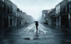 Image result for girl walking sad
