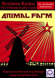 animal farm revision napoleon s key points