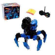<b>Радиоуправляемый боевой</b> Галактический <b>робот</b>-<b>паук Keye</b> Toys ...