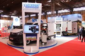cartwright conversion stand at the cv show commercial cartwright conversion stand at the cv show 2016