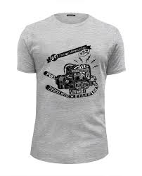 Футболка Wearcraft Premium Slim Fit <b>Vintage Motorcycles</b> BMW ...
