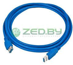 <b>Аксессуар 5bites USB</b> 3.0 <b>AM</b>-<b>AF</b> 3m UC3011-030F, цена 35 руб ...
