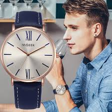 Best Offers for gold <b>luxury</b> watch quartz men list and get free ...