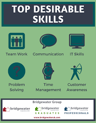 what skills do employers want bridgewater uk employer skills