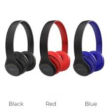Bluetooth - <b>гарнитура Borofone</b> B04 Black Беспроводные ...