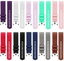 Soft <b>Silicone Replacement WatchBand</b> Strap Band Wristband for ...