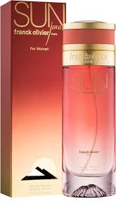 <b>FRANCK OLIVIER Sun Java</b> Women | Perfume, Perfumeria, Frascos ...