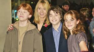 j k rowling the harry potter actors com