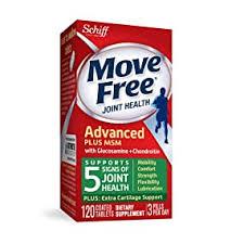 Glucosamine & Chondroitin Plus MSM Advanced ... - Amazon.com