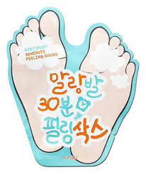 <b>Пилинг</b>-<b>носочки для ног</b> Soft Foot 30 Minute Peeling Socks 40мл A ...
