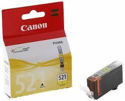 <b>Картридж Canon CLI-521Y</b> купить: цена на ForOffice.ru