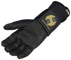 Heritage Pro 8.0 Bull Riding Glove (Black) : Horse ... - Amazon.com