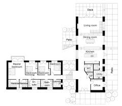 images about Great Floor Plans on Pinterest   Contemporary    Stable inspired floor plan by architect Frank McGahon