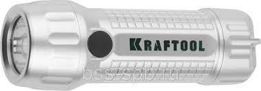 <b>Фонарь KRAFTOOL</b> ручной светодиодный 2 режима работы 3Вт ...