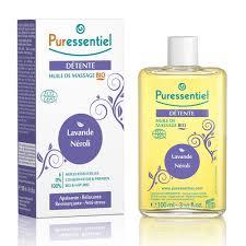 <b>Puressentiel Масло органическое массажное</b> Отдых и релакс ...