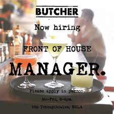 cochon butcher on we re looking for a foh manager to cochon butcher on we re looking for a foh manager to join our team apply in person we look forward to meeting you
