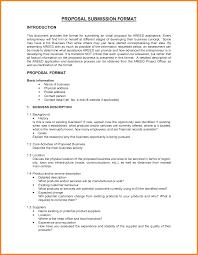 8 business proposals samples job bid template business proposals samples business proposal format 643878 png