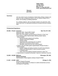 sample resume for bank jobs job resume sample resume for banking resume for banking job