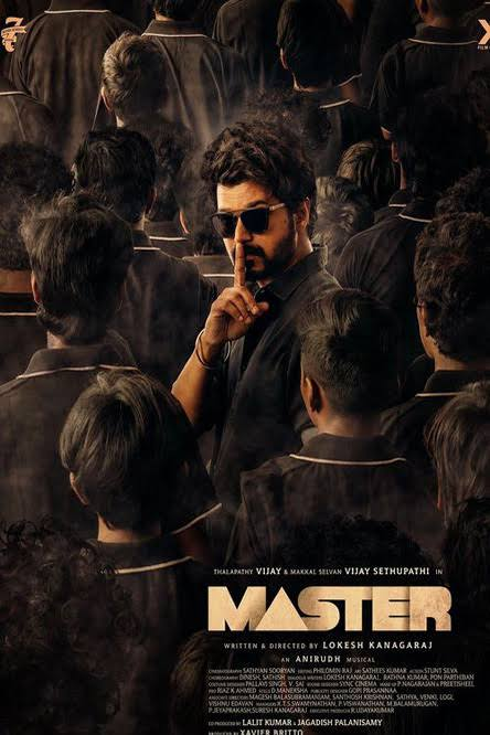 Download Master (2021) {Hindi Dubbed-Tamil} Full Movie 480p | 720p