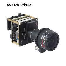 4K 12MP Starlight UHD IP PTZ Network IP Camera Module Board ...